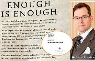 İngiltere Masonları İsyan Etti: Artık Yeter!