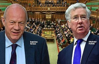 İngiltere parlamentosunda 'cinsel taciz'