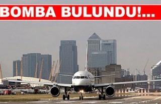 Londra'dan uçuşlar durduruldu