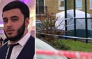Londra'da bıçaklı saldırıda ölen Hasan Özcan...