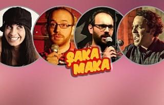 Londra'da Türkçe Stand-up komedi gösterisi: Şaka...