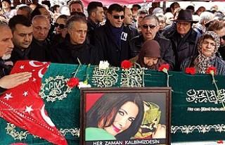 Nuray Hafiftaş'a son veda
