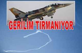 Suriye, bir İsrail uçağını düşürdü