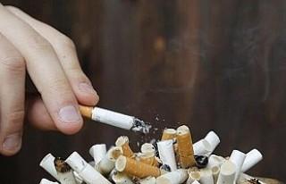 Tek nefes sigara 50 bin hücreyi öldürüyor