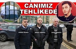 Türk gencinin öldürülmesi Londra'yı ayağa...