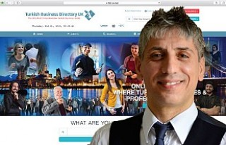 'Turkish Business Directory UK' Hizmete...