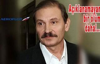 Aeroflot'un eski Rus yöneticisi Londra'da...