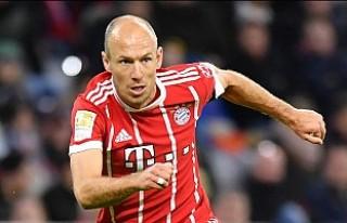 Beşiktaş, Robben'e 2 senelik teklifte bulundu