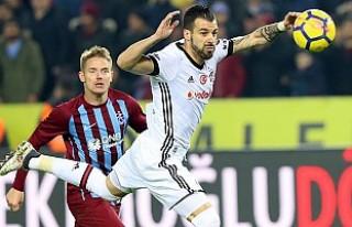 Beşiktaş, Trabzon'da puan bırakmadı