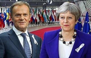 Brexit'te yeni aşama süreci