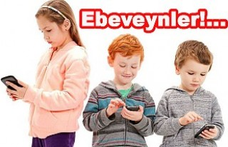 Çocuklara sosyal medya baskısı! Tehlikenin farkında...