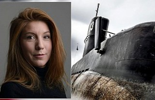 Denizaltıda parçalanarak öldürülen gazeteci cinayeti...