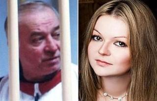 Dünya İngiltere'de Zehirlenen Rus Ajan ve Kızını...