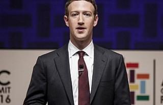 Facebook CEO'su Zuckerberg'den Cambridge...