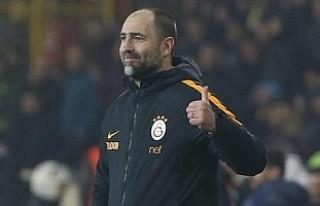 Galatasaray Fenerbahçe derbisi öncesi Tudor sürprizi