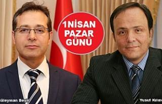 Halk Buluşması'nda Ankara Anlaşması ve Türkiye...