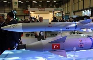 İlk millî hava füzeleri hedefe uçacak