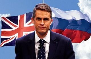 İngiliz Bakan Rusya'ya çok sert çıkıştı!