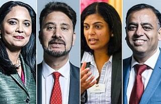 İngiltere'de 4 Müslüman milletvekiline şüpheli...