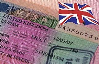 İngiltere vizesinde sürpriz uygulama