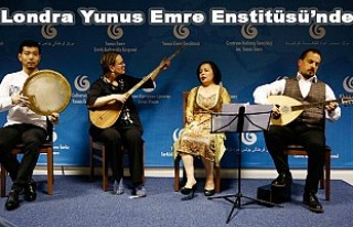 """Kaşgar'dan İstanbul'a"" Konserine Yoğun..."
