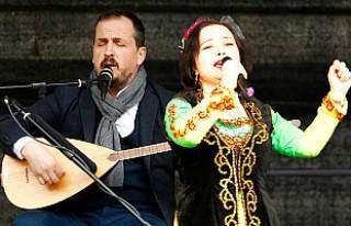 Londra'daki 'Bahar Bayramı'nda Kültür Harmanı