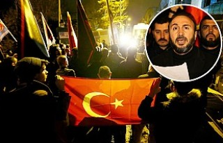 Mehmet Ali Öztürk için Ankara'da protesto
