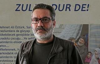 Mehmet Ali Öztürk İçin Ankara'da Protesto