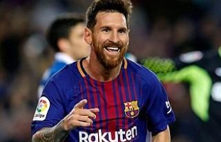 Messi, hiçbir Türk takımına karşı oynamadı
