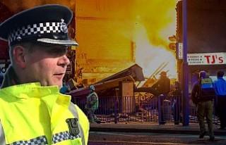 Leicester patlamasında sıcak gelişme