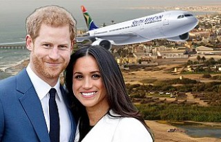 Prens Harry ve Meghan Markle'ın balayı ülkesi...