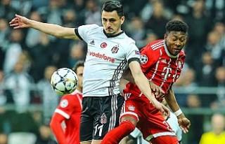 Siyah-beyazlılar, UEFA Şampiyonlar Ligi'ne...