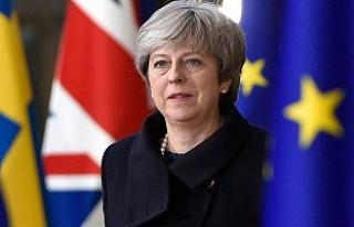 Theresa May'den AB'ye Brexit mesajı