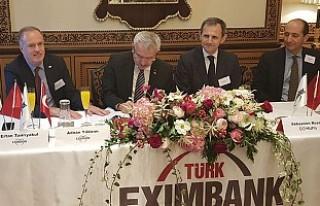 Türk Eximbank, 670 milyon dolar tutarında sendikasyon...