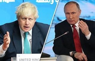 Zehirlenen Ajan Krizinde, Boris Johnson Doğrudan...