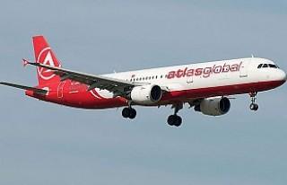 Atlasglobal, KKTC Ercan Uçuşlarını Durduruyor...