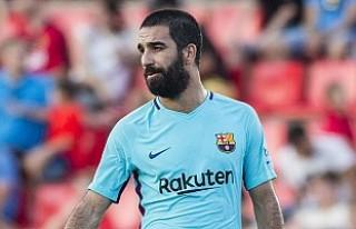 Barcelona, şampiyonluk kutlamalarında Arda Turan'ı...