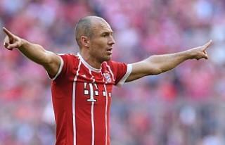 Bayern Münih, Arjen Robben'in sözleşmesini...