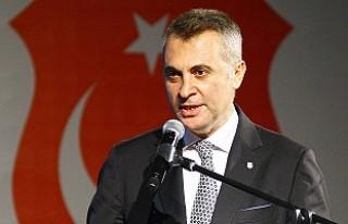 Beşiktaş Başkanı Orman'ın, Olaylı Derbi...