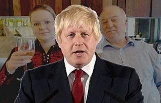 Boris Johnson'dan Kremlin'e 'Zehir'li...