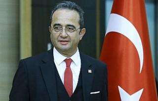 Bülent Tezcan, CHP İngiltere Birliği Kongresi İçin...