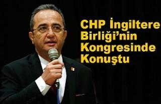 Bülent Tezcan, Londra'da CHP'nin İktidar Reçetesini...