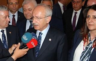 CHP Lideri Kılıçdaroğlu'ndan, Abdullah Gül...