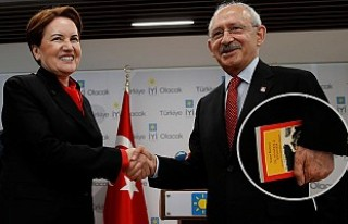 CHP lideri Kılıçdaroğlu'ndan İYİ Parti'ye...