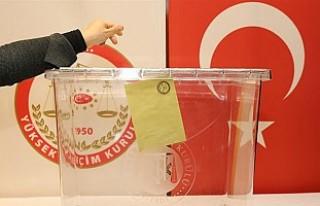 """""""Cumhurbaşkanlığı ve milletvekili seçimi""""..."""