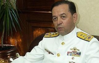 Emekli Oramiral Özden Örnek hayatını kaybetti