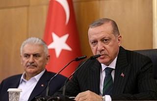 Erdoğan'dan 'Bedelli Askerlik' ve...