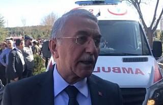 Eskişehir'de üniversitede silahlı saldırı...