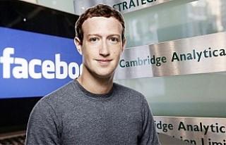 Facebook'un patronu 87 milyon için ifade verecek