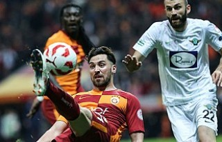 Galatasaray'a şok! Teleset Mobilya Akhisarspor,...